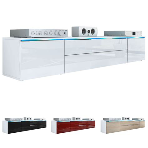 White Gloss Tv Stand Cabinet by Tv Unit Stand Cabinet Triest White High Gloss