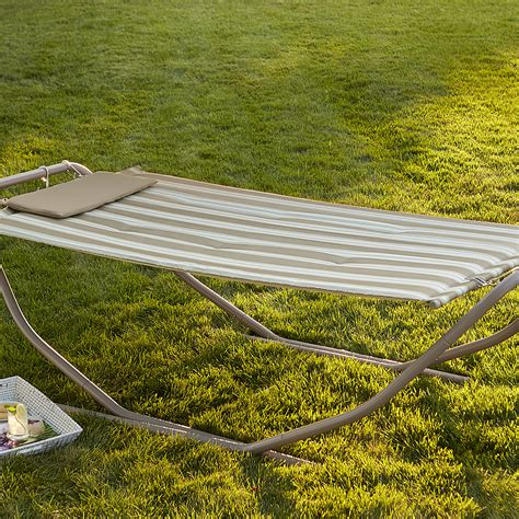 comfortable hammock essential garden folding comfort hammock sebatech sales