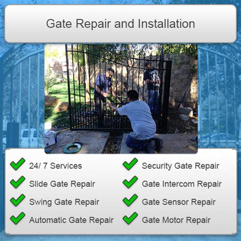 Garage Door Repair Santa Barbara Gate Repair Santa Barbara Ca 805 322 3397