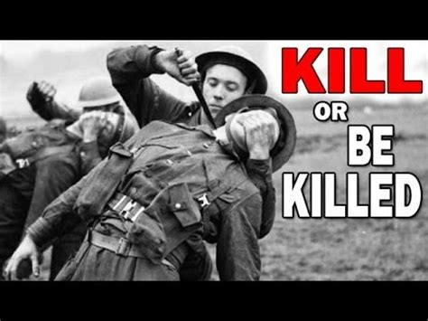 kill or be killed kill or be killed u s army ww2 training film self defense and combat techniques hand