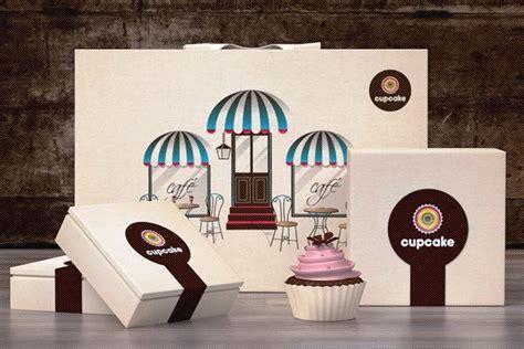 desain kemasan cupcake contoh marketing 50 contoh desain kemasan roti kue dan