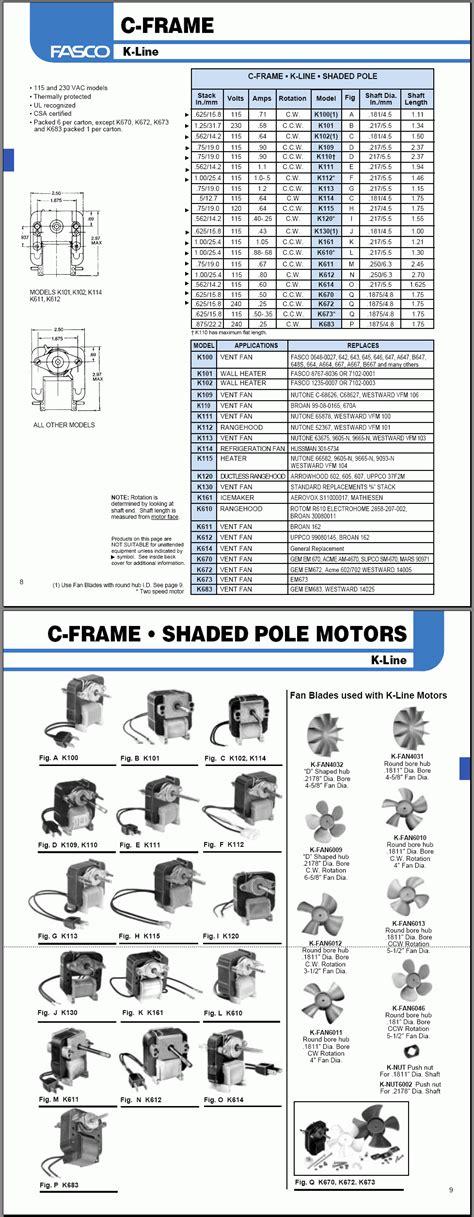 fasco d7909 wiring diagram fasco capacitors elsavadorla