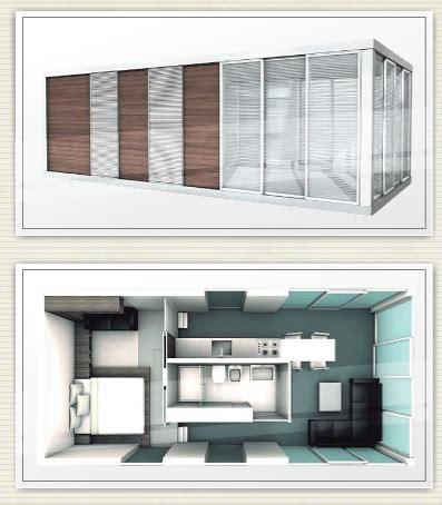 Suite Home Hangar Design Group casas prefabricadas barcelona hangar design group
