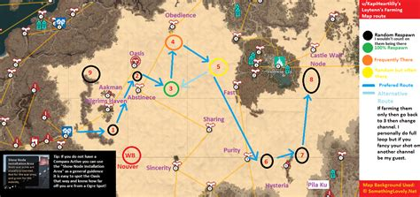 black desert world map black desert world map nodes images diagram writing
