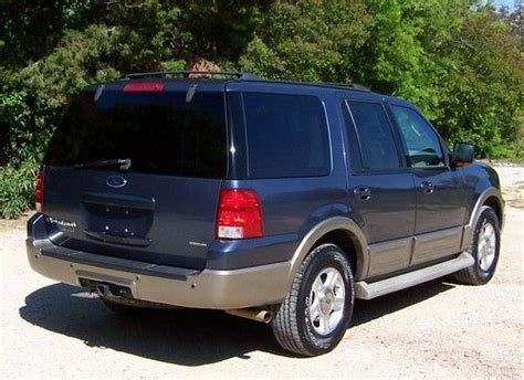 2004 ford expedition front seats purchase used 2004 ford expedition quot eddie bauer quot 4 wheel