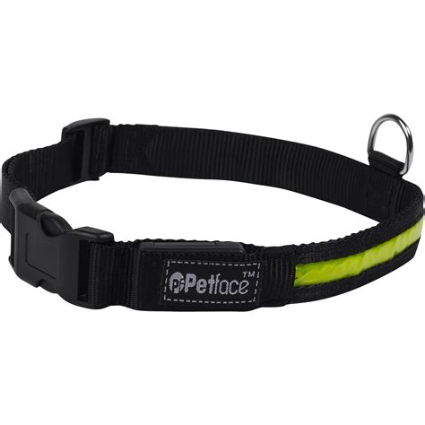 pet reflective collar light
