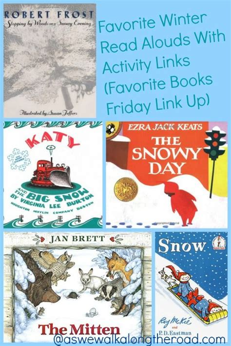 winter activity book for books favorite winter read alouds and activity links for