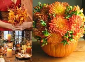 Ideas For Thanksgiving Centerpieces » Home Design 2017