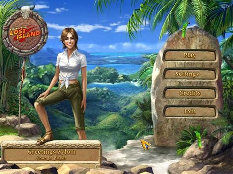 Gamis Silang escape from lost island gamehouse