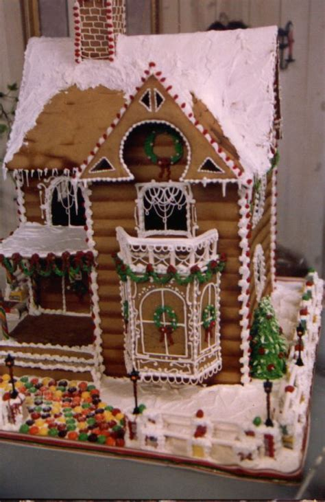 victorian gingerbread house sculptured cakes by trill s alter ego