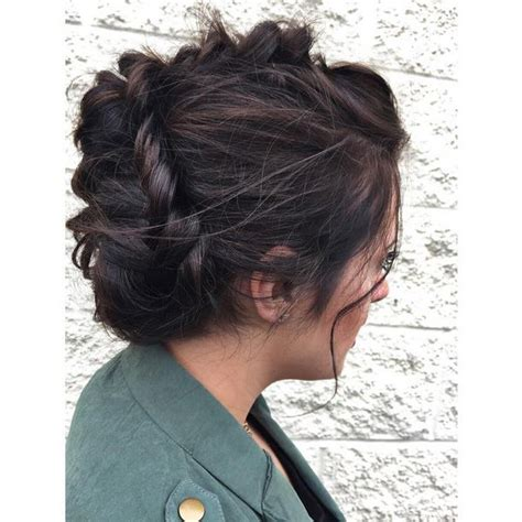 casual updos pinterest casual updo hairstyle by aveda institute nashville student