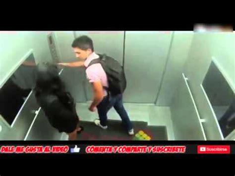 videos de risa caidas graciosas animales bromas sustos videos de risa 2014 ascensor con chica sexy bromas pesadas
