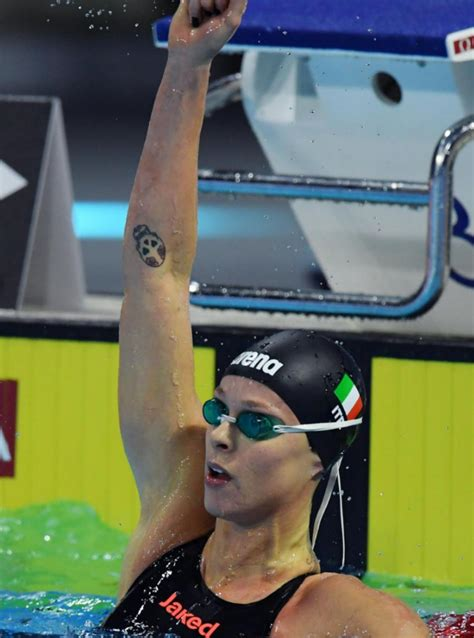 nuoto vasca corta nuoto mondiali vasca corta pellegrini medaglia d oro nei