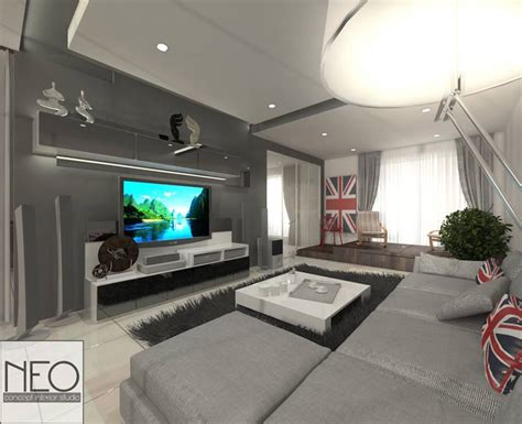 Living Room Divider Design Malaysia Living Room Designs For Malaysians To Netflix And Chill