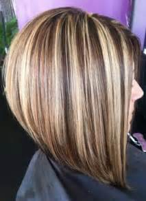 bob hair with high lights and lowlights hairstyles highlights and lowlights