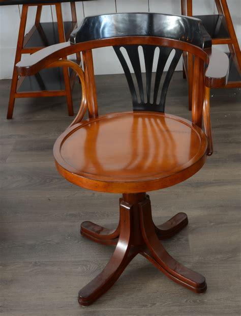 bureau marine fauteuil de bureau marine en bois
