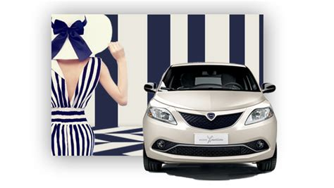 lancia ypsilon gold interni promozione ypsilon gold offerte auto lancia