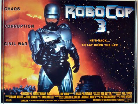 film robocop 3 robocop 3 1993 film review by gareth rhodes gareth
