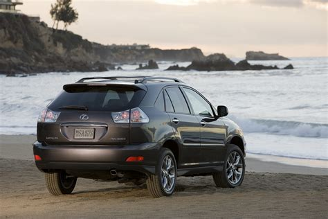 lexus models 2008 lexus introduces pebble beach collection rx 350 and es 350