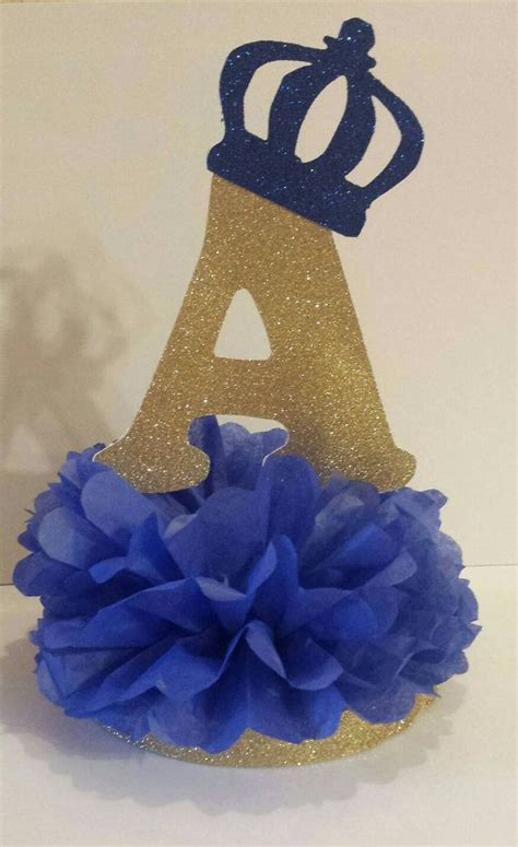 Baby Shower Crown Centerpieces by 25 Best Ideas About Prince Birthday Theme On