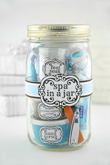 diy gifts in jars 50 inexpensive diy gift ideas
