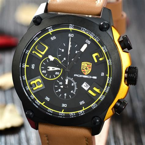 Porsche Design Uhren by Replica Porsche Design Replica P 6780 Diver Titanium
