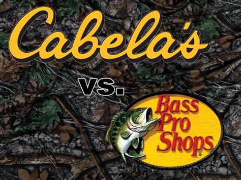 cabelas boats glendale cabela s vs bass pro shops