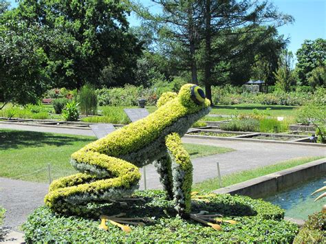 Montreal Botanical Garden Canada World For Travel Botanical Garden
