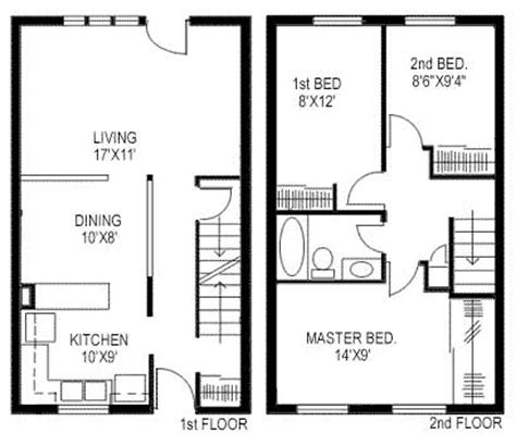 800 Square Feet 800 Square Foot House Plans Images