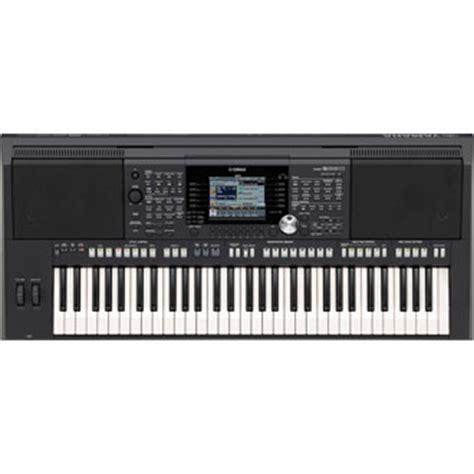 Gambar Dan Keyboard Yamaha Psr S750 Psr S950 Arranger Workstations Pianos Keyboards Musical Instruments Products Yamaha