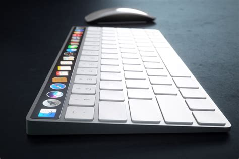 Apple Magic Keyboard New Bnib apple magic keyboard gets the oled touch concept