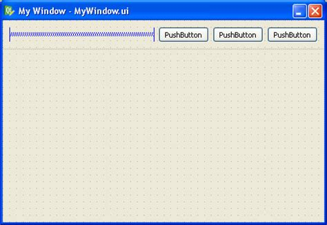 qt layout stylesheet qt stylesheets button bar tutorial dave smith s blog