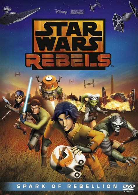a rebel spark books wars animation rebels premiere date rumor and more