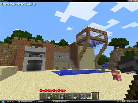 minecraft pe house design minecraft pe herobrine seed