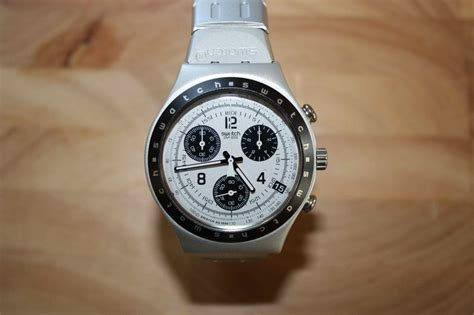 Swatch Irony verkauf swatch irony chrono aluminium uhrforum