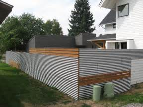 Modern Fence Pin Modern Front Fence Designs For Your Home On Pinterest