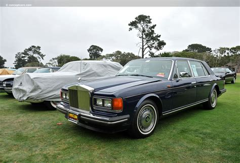 rolls royce silver spur auction results and data for 1991 rolls royce silver spur