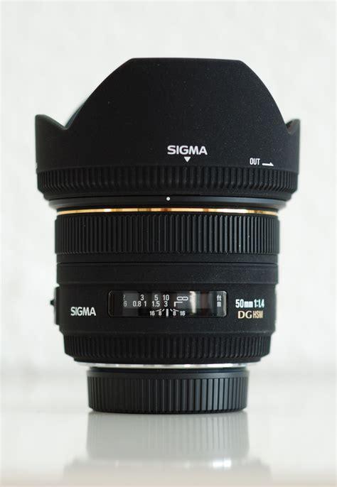 Sigma 50mm anmeldelse sigma 50mm f1 4 ex dg hsm nikon