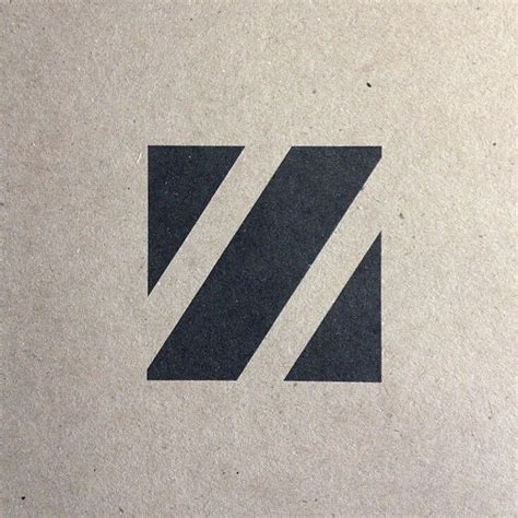 typography a z 25 best ideas about negative space logos on