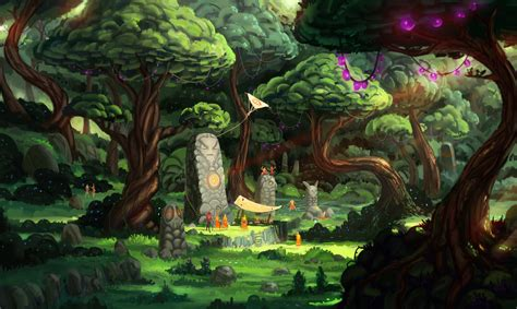 imagenes bonitas bosque de fantasias fondos de pantalla mundo fant 225 stico bosques fantas 237 a
