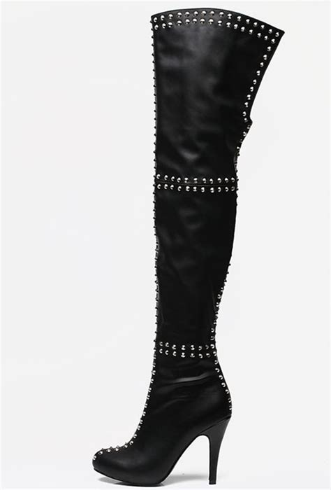 thigh high boots plus size thigh high boots plus size 28 images europe fashion s