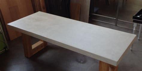 beton tafelblad vaak eettafel beton blad ot35 belbin info