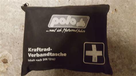 Motorrad Verbandskasten by Die Verbandstasche Und Der Zahn Der Zeit Motorrad Tour