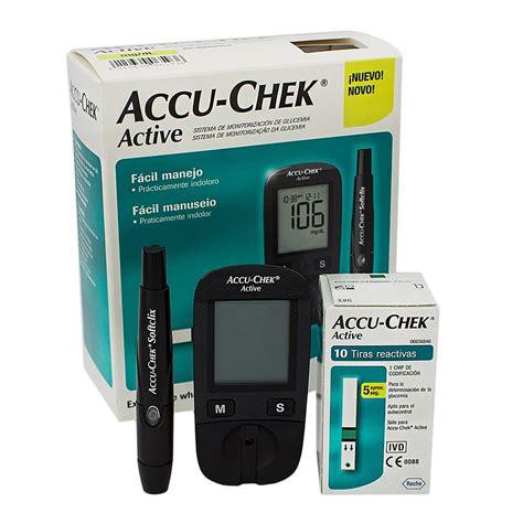 Accuchek Aktif เคร องตรวจน ำตาล accu chek active เคร องตรวจน ำตาล