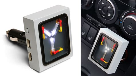 flux capacitor real 7 brilliant april fools products we become real one day gizmodo australia
