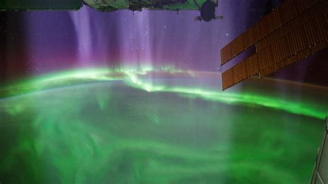 auroras from space pictures 6 questions for former astronaut piers sellers