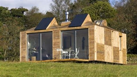 eco pod house modular cottages eco pod