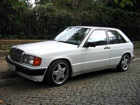 Mercedes W201 Mercedes 190e W201 Compact By Schulz Tuning Benztuning