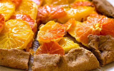 Rosemary Orange by Rosemary Orange Galette Vegan One Green Planet