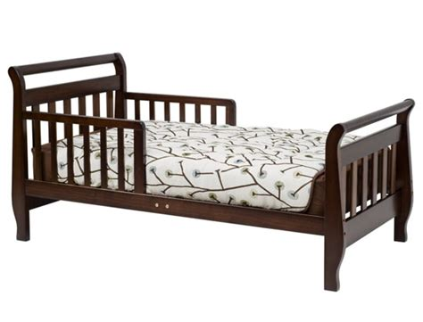 Sleigh Toddler Bed Let Your Live The Eco Friendly With Their Davinci Sleigh Toddler Bed Green Design